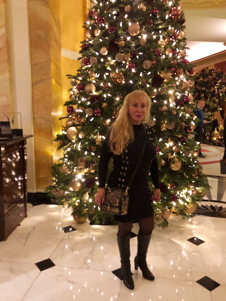 Christmas at the Dorchester