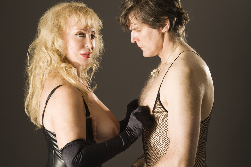 Mistress Tanya of London nipple torture