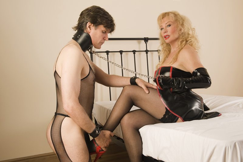 Mistress Tanya of London foot worship