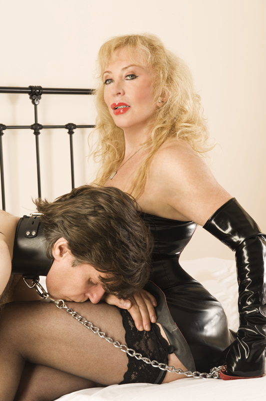 Mistress Tanya of London hourglass figure